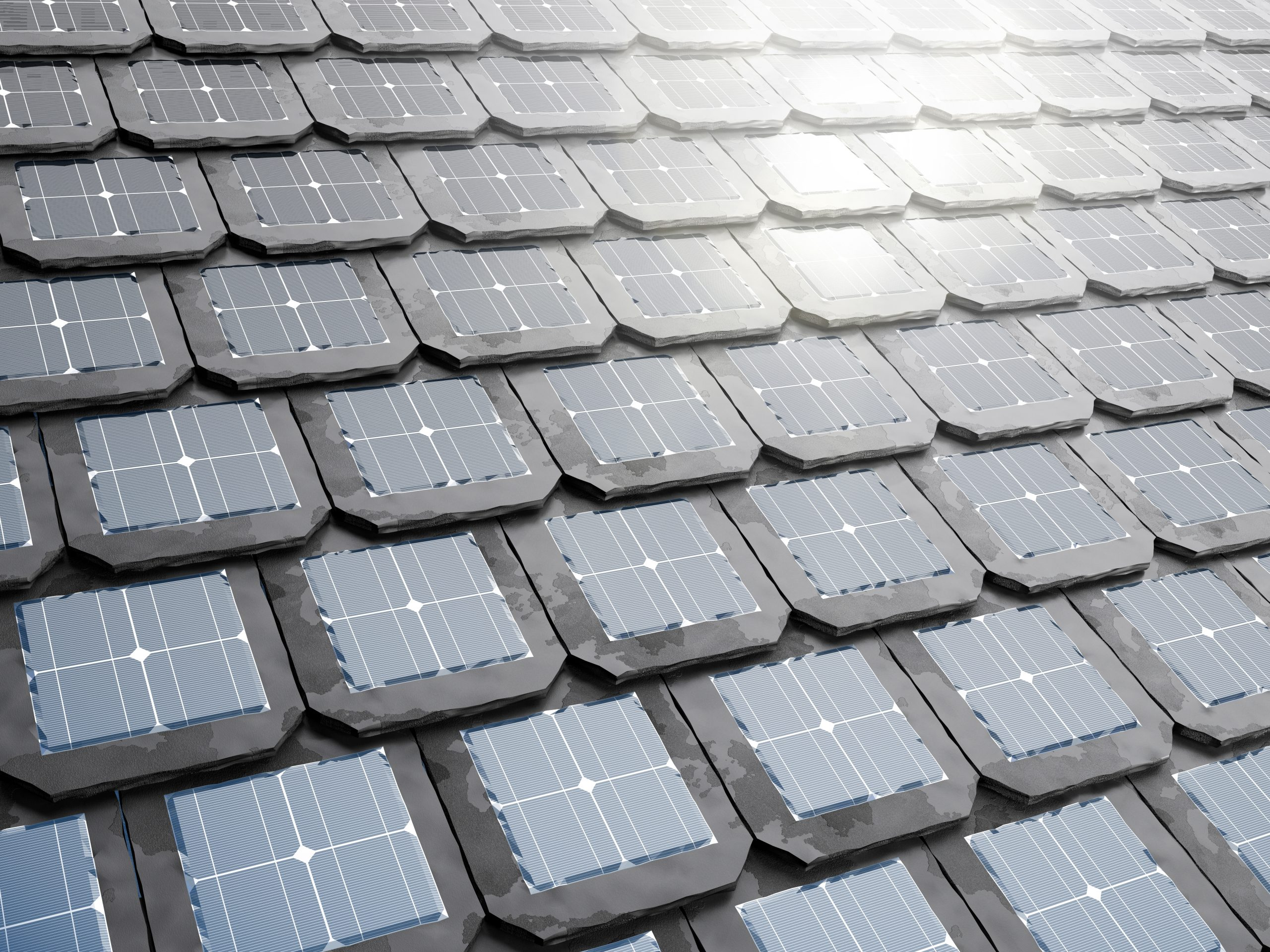 Colorado Springs Solar Shingles